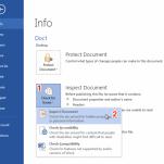 Bugging Microsoft Files: Part 3 – Clearing Metadata