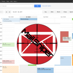 Google Calendar Event Injection with MailSniper