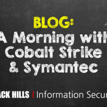 00255_12042017_MorningWithCobaltStrikeSymantec