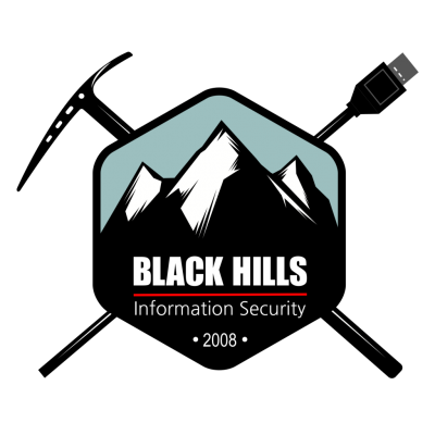 Home page - Black Hills Information Security