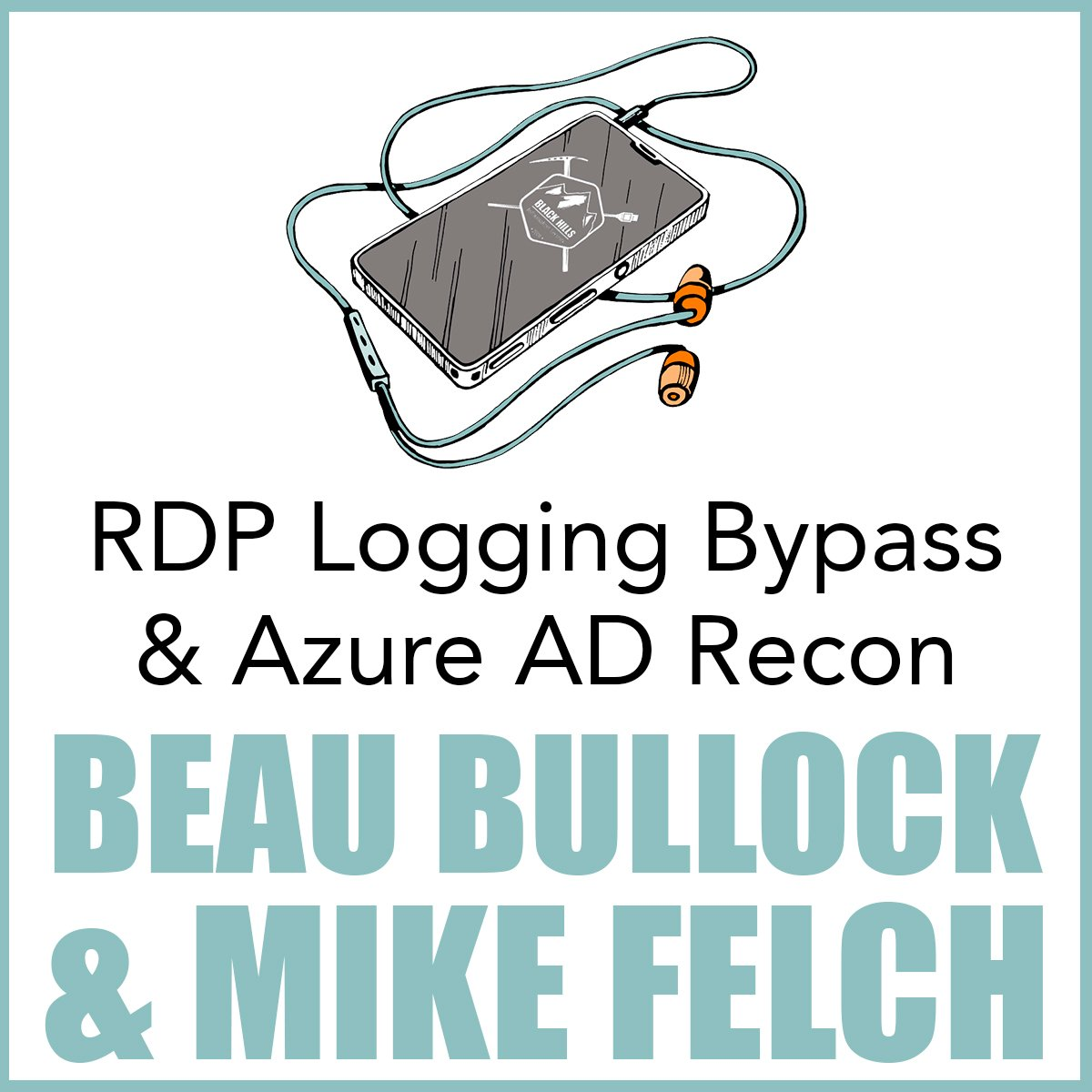 beau and mike RDP
