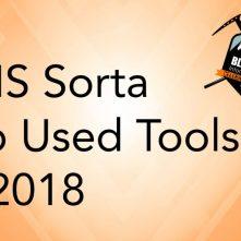 tools 2018