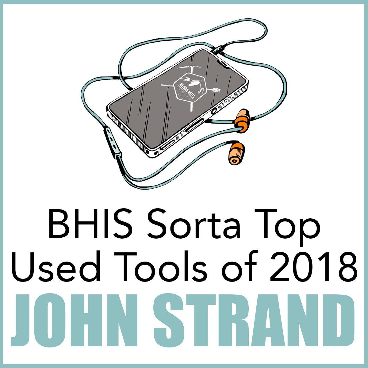 tools podcast