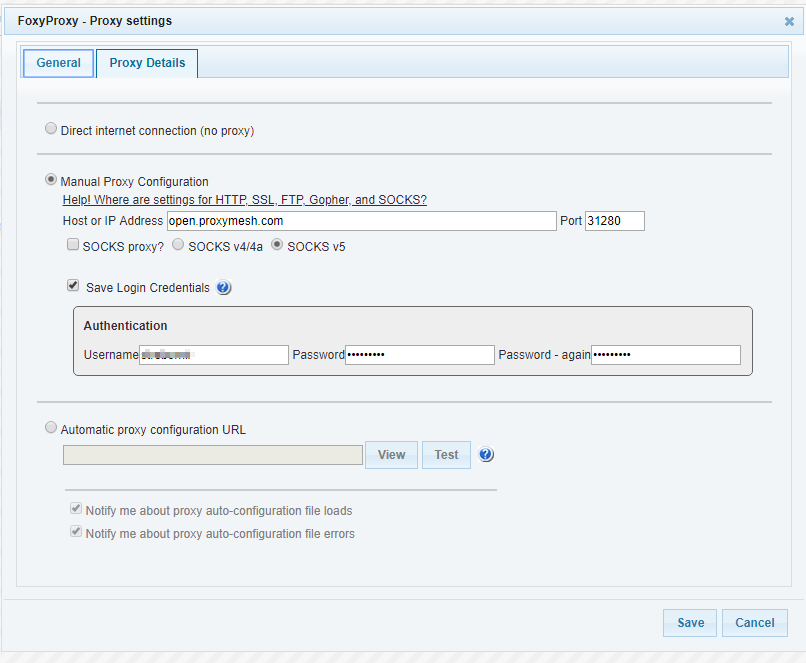How to rotate your source IP address - Black Hills