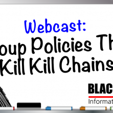 00419_11262019_WEBCAST_GroupPoliciesKillKillChains