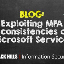 Exploiting MFA Inconsistencies on Microsoft Services