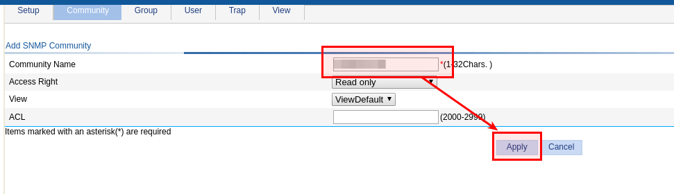 How to Add an HP ProCurve Switch to Cacti via SSH/Telnet/CLI - Black