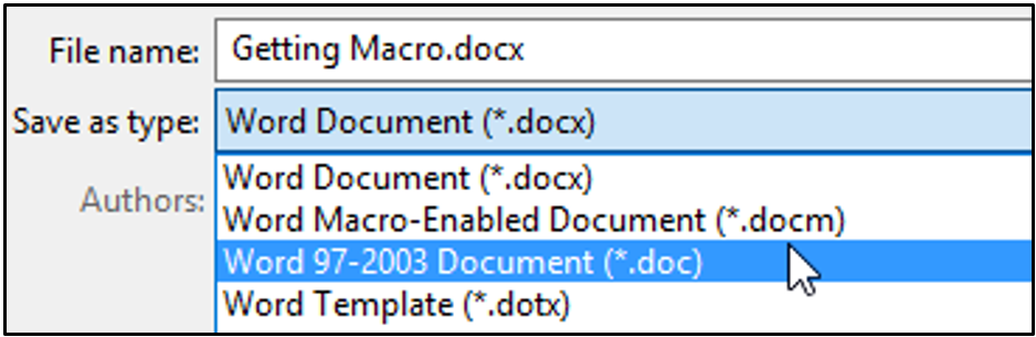 How to Get Malicious Macros Past Email Filters - Black Hills