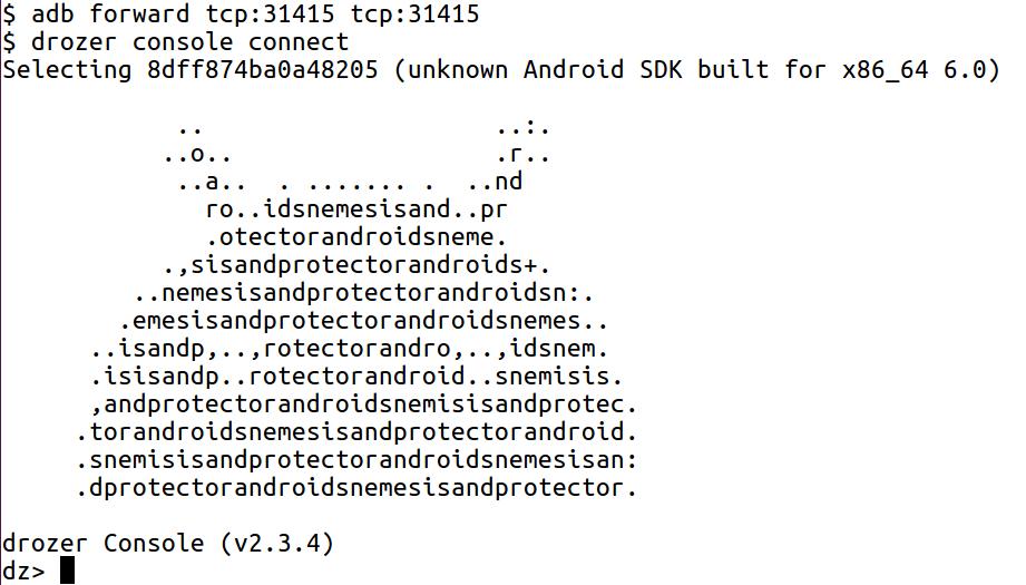 Android Dev & Penetration Testing Setup – Part 3: Installing