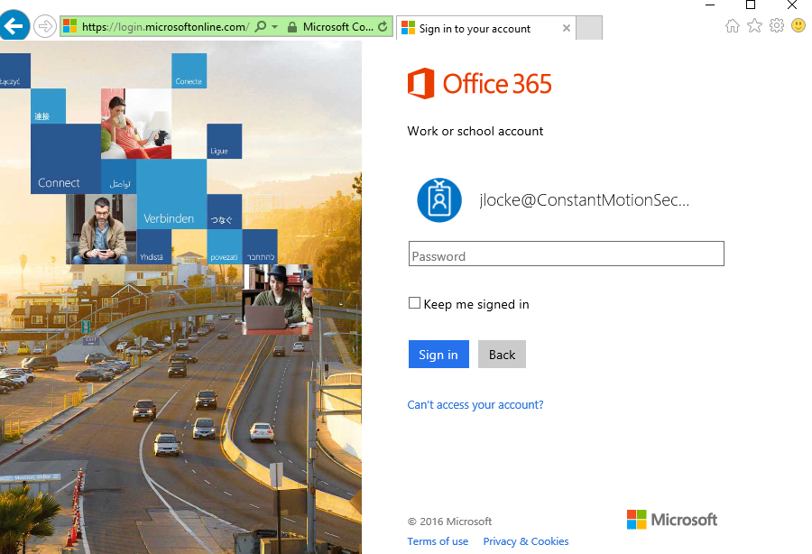 Bypassing Two-Factor Authentication on OWA & Office365