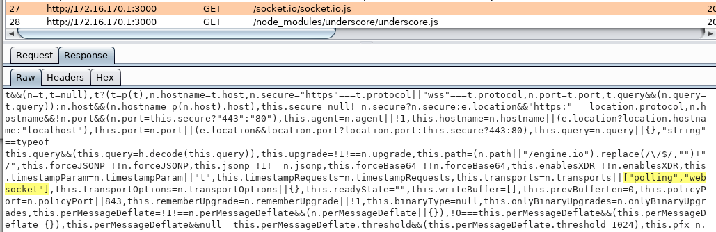 How to Hack WebSockets and Socket io - Black Hills Information Security