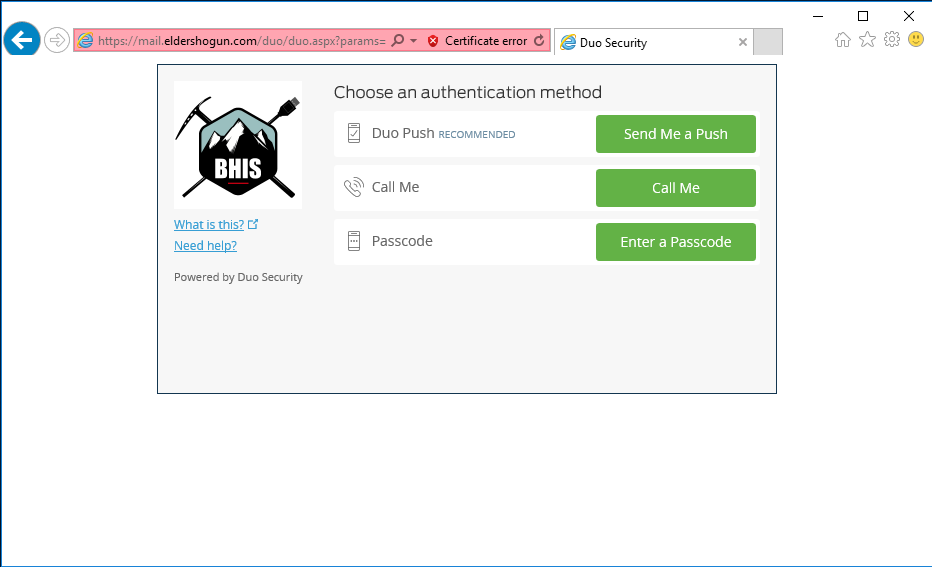 Bypassing Two-Factor Authentication on OWA & Office365 Portals