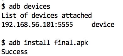 Embedding Meterpreter in Android APK - Black Hills